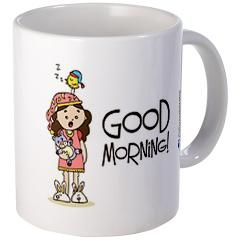 Good Morning!> Birdie Mugs> Birdie Says