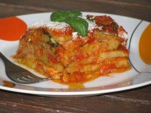 Melanzane alla parmigiana - vrstvené baklažány (fotorecept) - obrázok 9