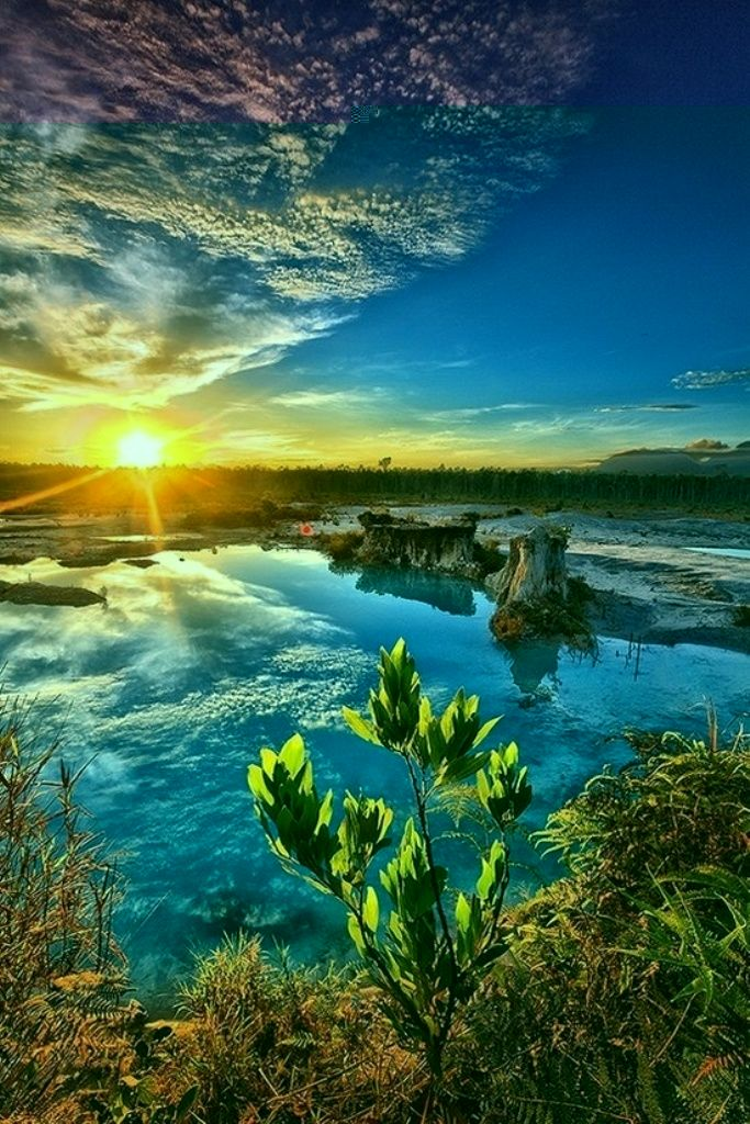 Beautiful nature - our world