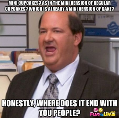 Kevin from the Office quote   Visit FunToLike.com for more funny The Office Pictures and Quotes.