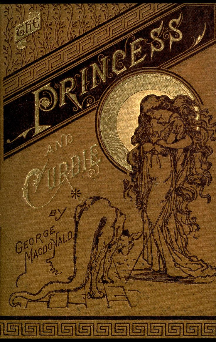 'the Princess And Curdie' By George Macdonald J B Lippincott;  Philadelphia…