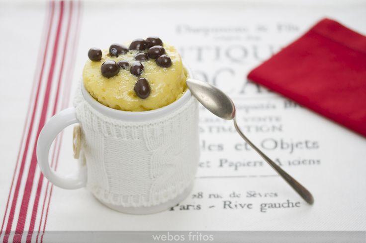 Hoy le toca el turno al mug cake de Conguitos® que tanto le gusta a mis chicas. Tiene un toque a vainilla delicioso.