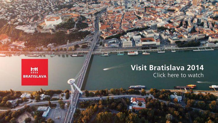 Bratislava, capital of Slovakia - city presentation #trivo