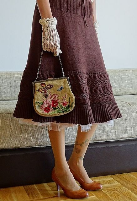 Ravelry: hrivelote's Cotton skirt