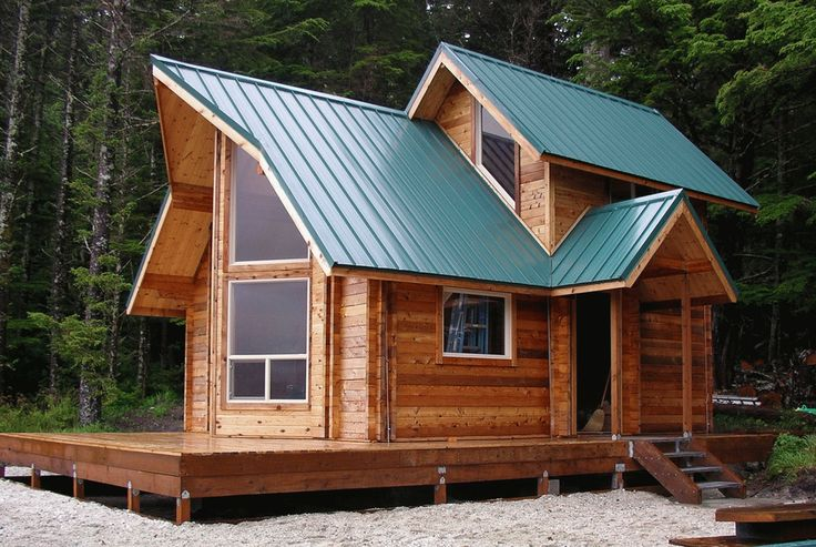 Small cabin kit cozy log home the unique roof designs and artistic nice design
