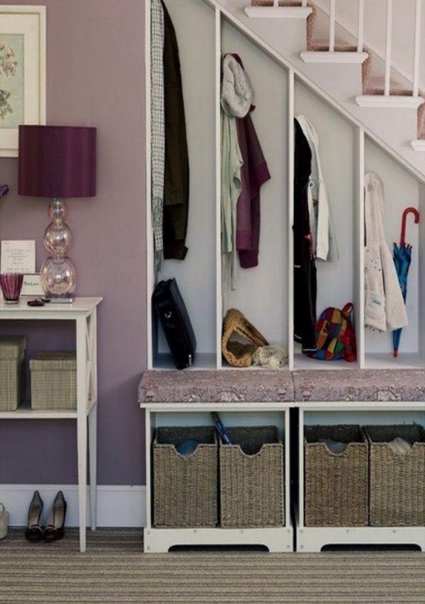 17 mejores ideas sobre armario debajo de las escaleras en for Biblioteca debajo de la escalera