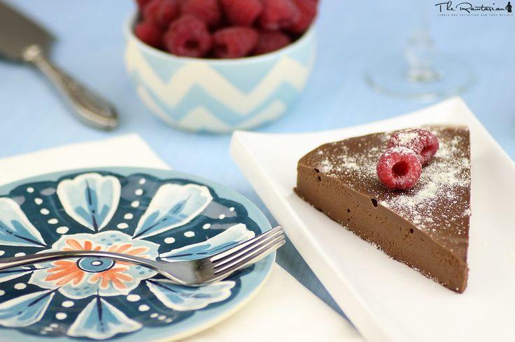 The Rawtarian: Raw chocolate cream pie recipe