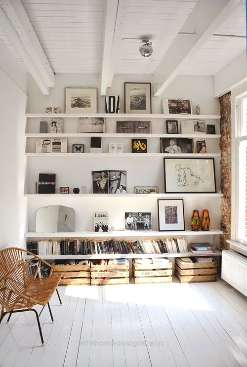 Cool Recreating the perfect art shelves for your home – gallery wall inspiration. The post Recreating the perfect art shelves for your home – gallery wall inspiration…. ..