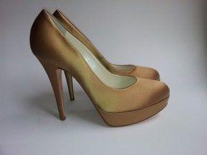 Model: Stefania - Collezione di Scarpe da Sposa di Gloria Saccucci