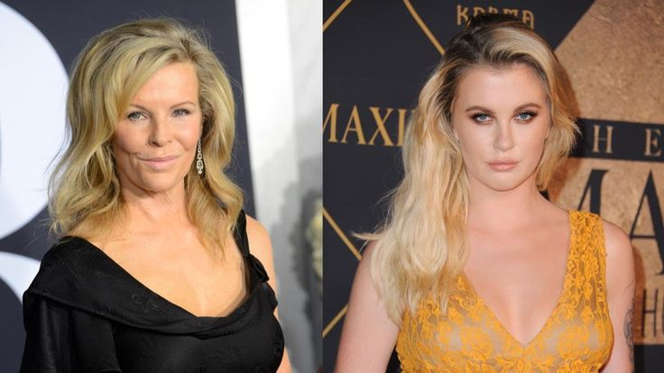 Ireland Baldwin poses topless on Instagram to get out the