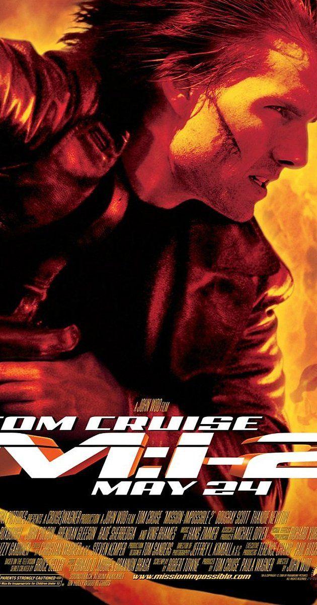 Mission: Impossible II (2000) - IMDb