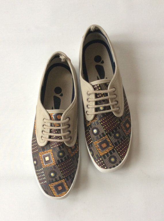 Hey, I found this really awesome Etsy listing at https://www.etsy.com/listing/195037956/mens-ethnic-print-shoes