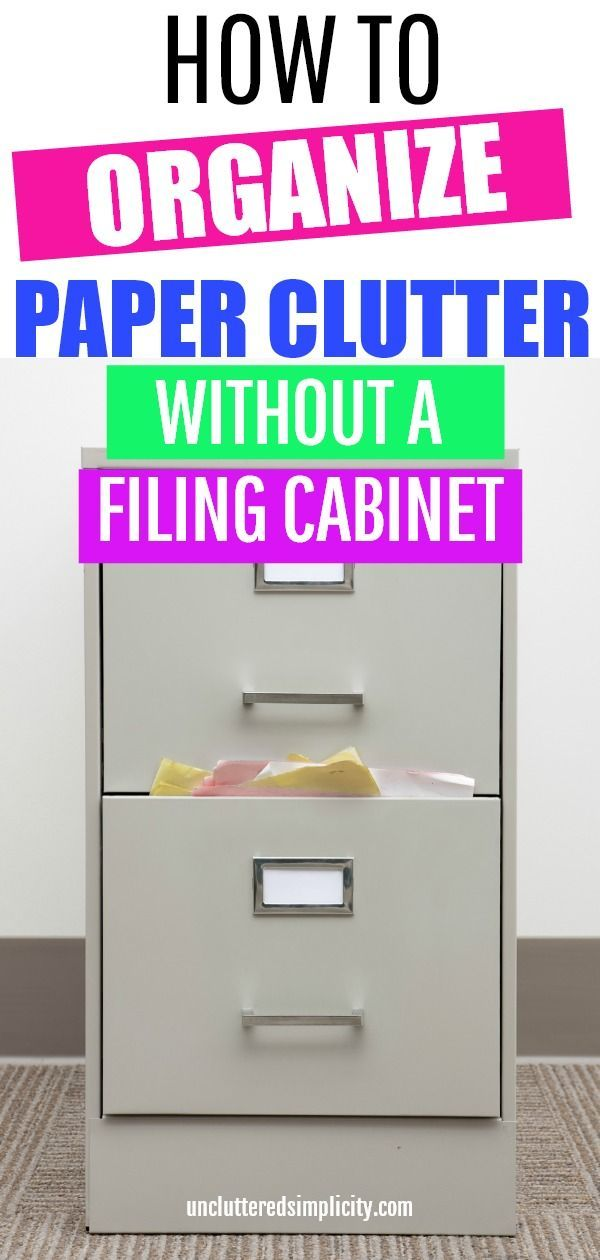 organizing paperwork best ways to organize paper clutter useful
