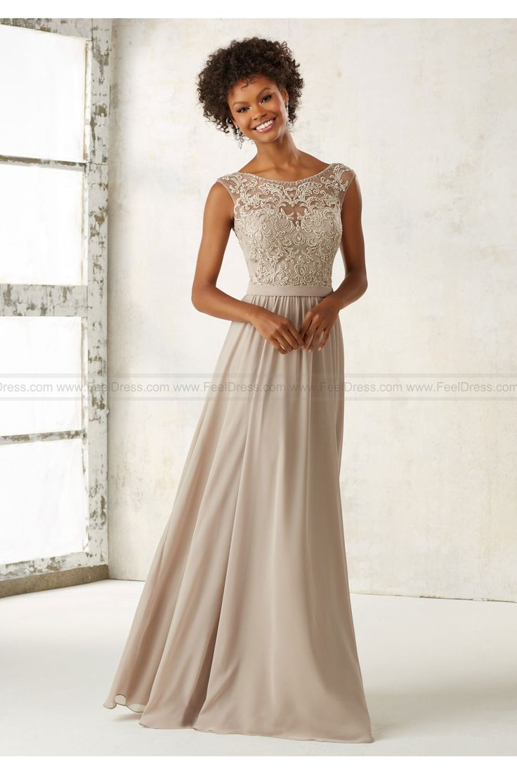 Mori Lee Bridesmaid Dress Style 21522