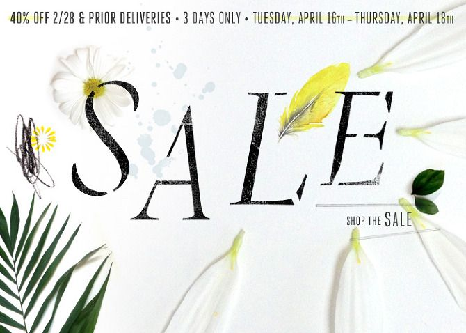 SALE EMAIL - Kellyn Walker // Graphic Designer