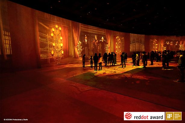 AV System Integration for Interactive Multi-media Installation @ Helv Relic Museum, Wuxi (China) // www.kraftwerk.at
