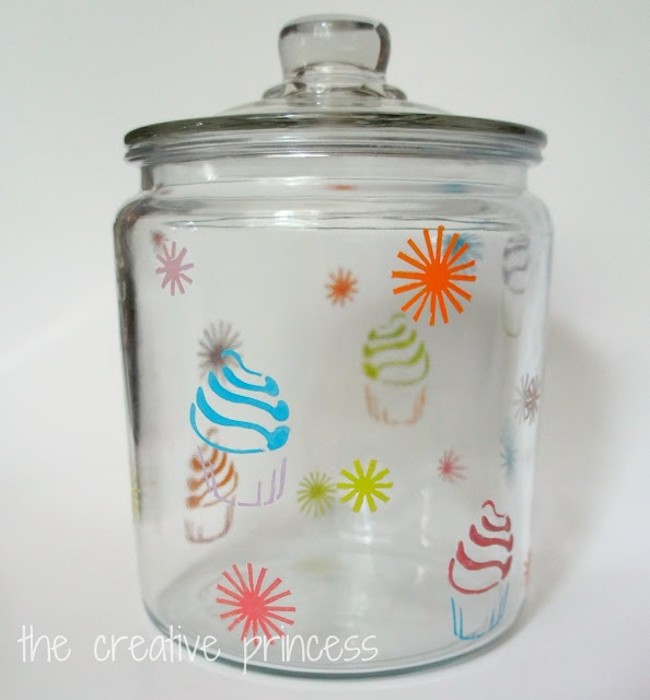 The Creative Princess Cute Cupcake Liner Storage With Elmer S Painters Paint Markers