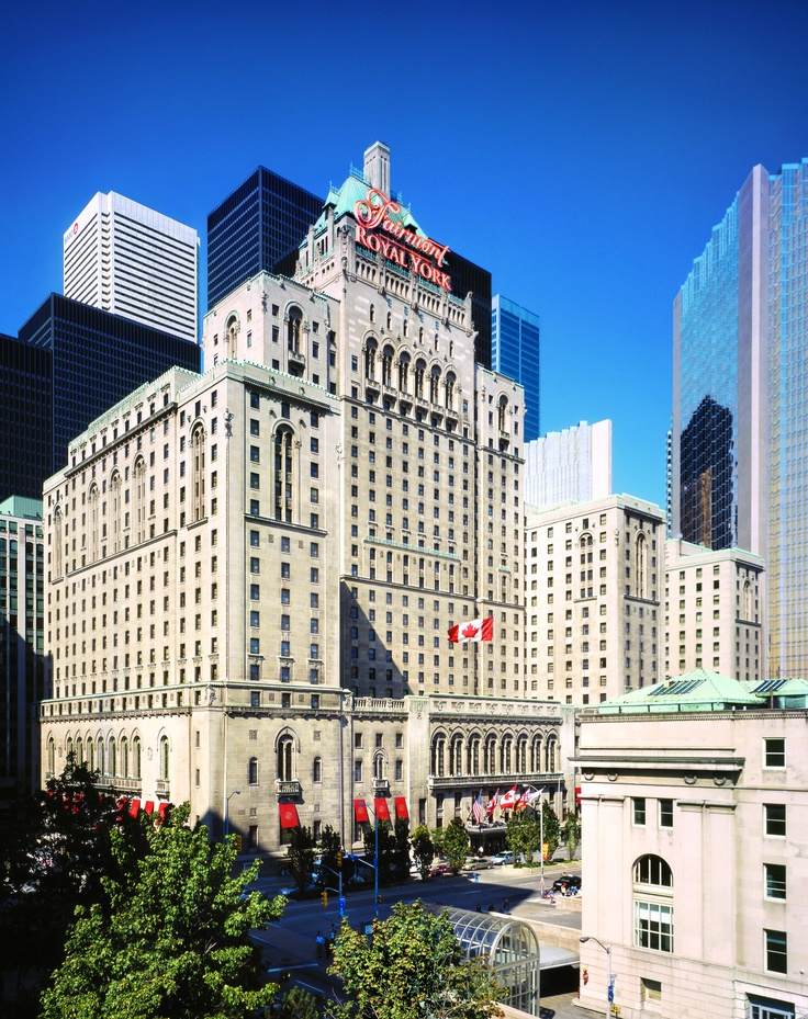The Royal York Hotel – Toronto