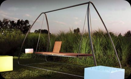 Outdoor Swing Seat