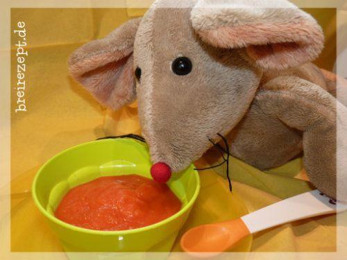 Gemüsebrei eignet sich für das Baby ab dem 5. Lebensmonat als erste Beikost. Mit unserem Rezept könnt ihr den ersten Brei einfach aus Gemüse selber machen