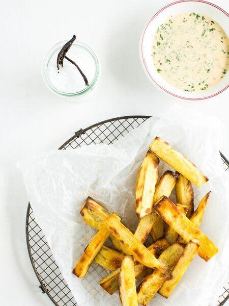 Kumara Chips Recipe – Heilala Vanilla