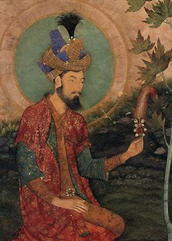 Humayun was the second Mughal emperor. When he was growing up he learned Turki, Arabic, and Persian. He was interested in mathematics, philosophy, and astrology.