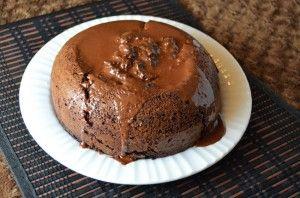Rice Cooker Recipes- LAVA CAKE. LAAAVAAAAA CAAAAAAAKEE