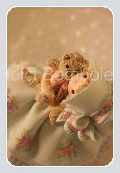 Dolci Bambole Porcelana fria -Porcellana fredda