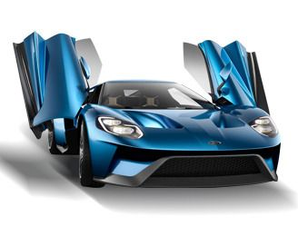 The New Ford GT is scheduled to start production in late 2016.  #FordGT