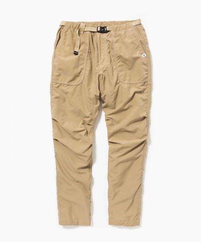 and wander nylon climbing pants  ¥21,600