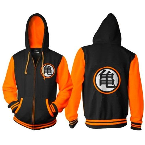Dragonball z hoodies