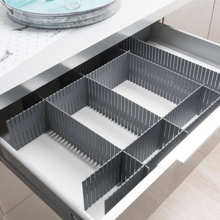 Compactor Separatore per cassetti modulare 6 pezzi Lovepromo