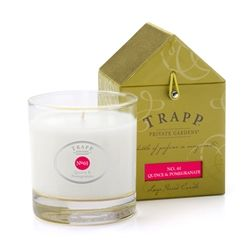 No. 61 Quince & Pomegranate #TrappCandles