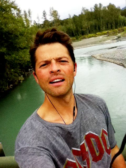 Photo Album - Misha Collins