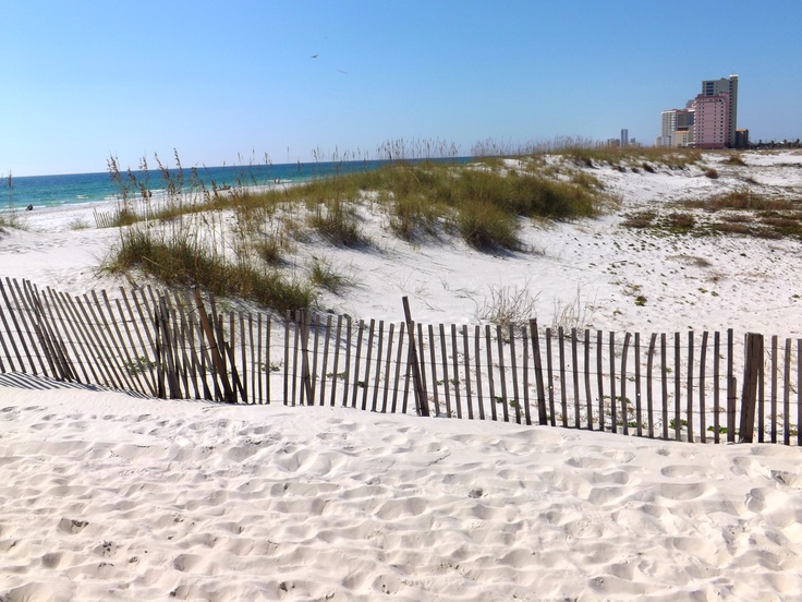 The dunes Orange Beach AL