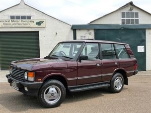 1994 Land Rover Range Rover For Sale - Classic Cars For Sale
