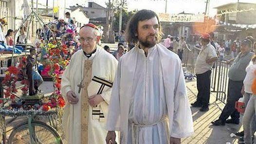 """El cura """"villero"""" Pepe, modelo de la iglesia misionera que reclama el Papa"""