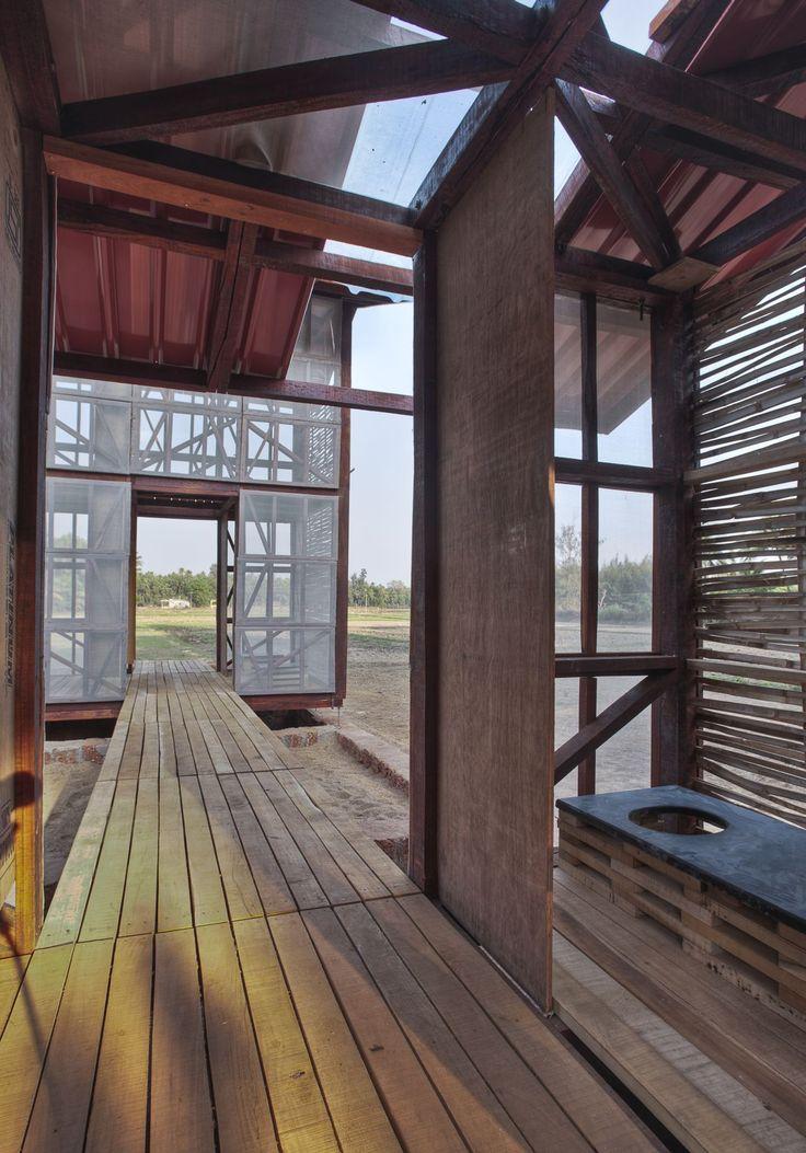 Hut-to-Hut / Rintala Eggertsson Architects © Pasi Aalto