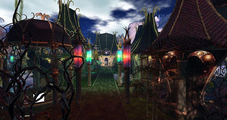 Fantasy Faire 2014 - The Faery Court