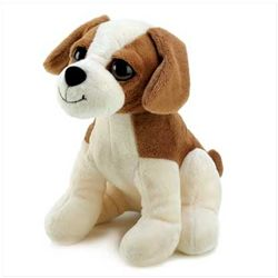 Cuddly Puppy Plush