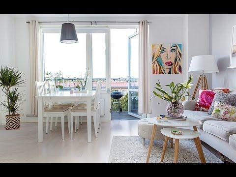 505 best images about ambientes decorados on pinterest - Decorar apartamento pequeno ...