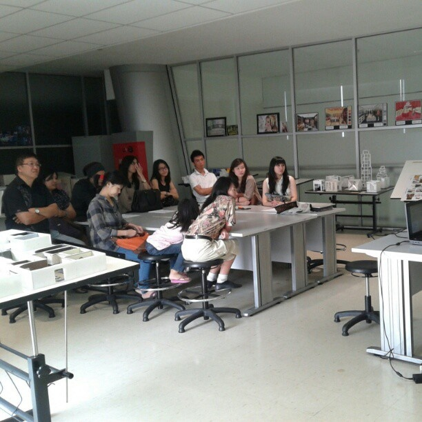 Parcipant Rafflesjakarta Interiodesign Workshop Jakarta Indonesia Instagram