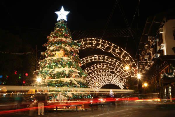 O famoso Natal-Luz de Gramado