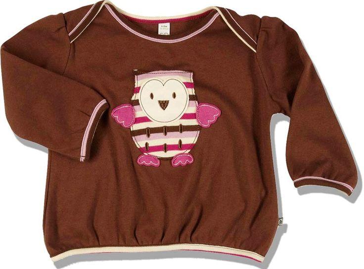 Μπλουζάκι για κορίτσια μακρυμάνικο με λαιμόκοψη φάκελο. Επιλογή από τρία διασκεδαστικά κοριτσίστικα σχέδια. 100% οργανικό βαμβάκι, δίκαιου και αλληλέγγυου εμπορίου. ...