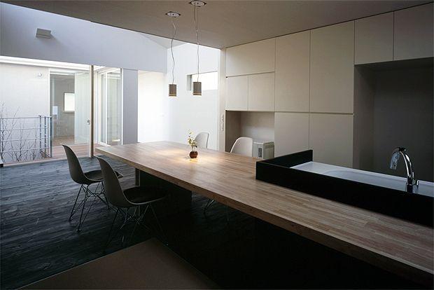 東京都世田谷区C邸-建築家・高野保光 ザ・ハウスで叶えた夢の家 ザ・ハウス@建築家