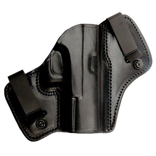 Tagua Gunleather Dual Clip IWB Holster fits 1911 5-Inch, Right Hand, Black by Tagua Gunleather. Tagua Gunleather Dual Clip IWB Holster fits 1911 5-Inch, Right Hand, Black.