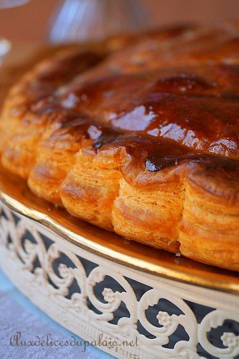 34 best images about imane on pinterest baroque cuisine for Galette des rois a la frangipane