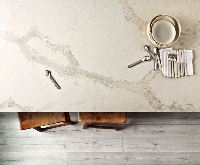 Caesarstone's new Calacatta marble-inspired design its most talked about yet - The Interiors Addict