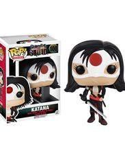 Suicide Squad #100 collectible vinyl figure Katana#1lt2f #1lt2fskateshop #fashion #skateboarding #skateboard #longboarding #mensfashion #womensfashion #fashion #apparel #skatedecks #toys #games #dccomics #marvel #music