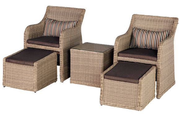 Outdoor Furniture Barbeques Galore - Modena Roma 5 Piece Chat Furniture Setting http://www.barbequesgalore.com.au/products/product-view.aspx?id=20634